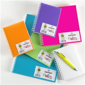 Cuaderno Canson Album Notes A5 x50 hjs 120 grs