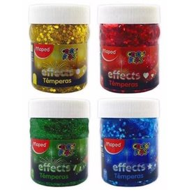 Tempera Maped Effects Pote x 250grs