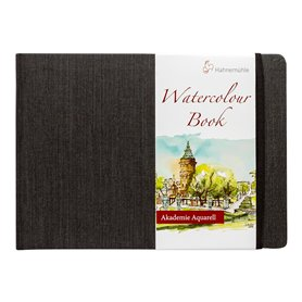 Sketch Book Hahnemuhle Watercolour Book A4 200 grs. x 60 pgs. Horizontal