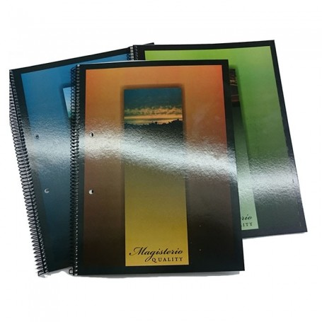 Cuaderno Magisterio Quality A4 TC x 84h - Pack x10 und